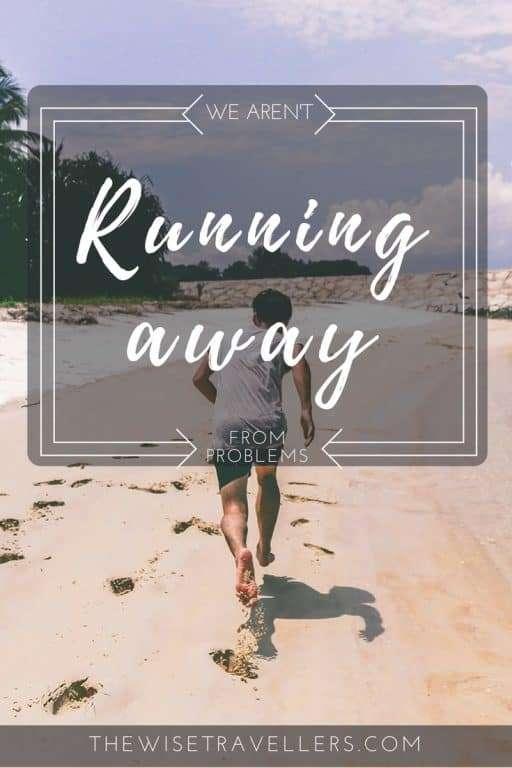 running away pinterest
