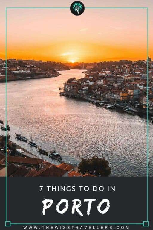 7 things to do in porto pinterest