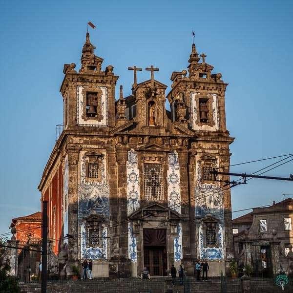 coisas para fazer no Porto igreja