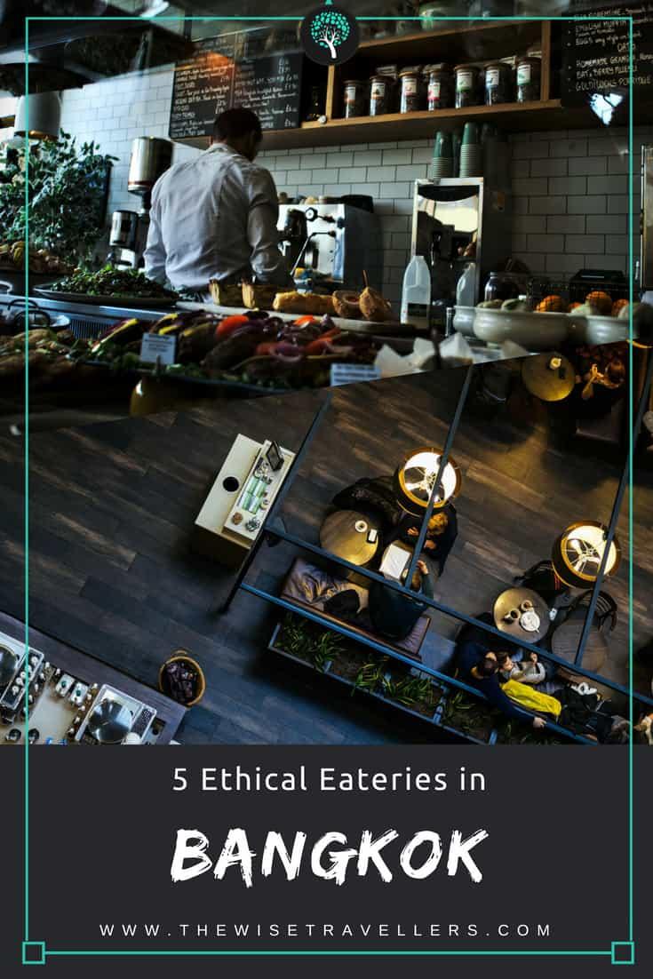 5 Ethical Eateries in Bangkok Pinterest