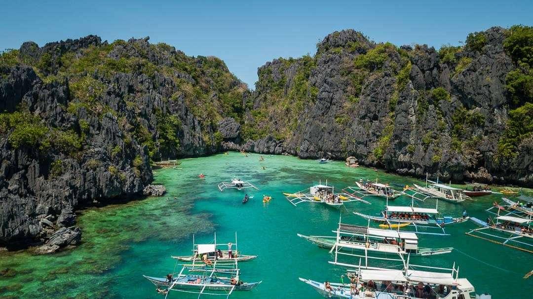 must do things in Palawan elnido lagoons
