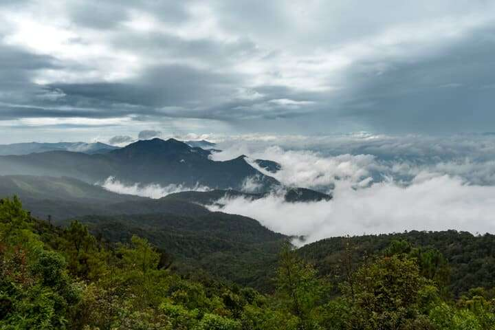 day trip from chiang mai view