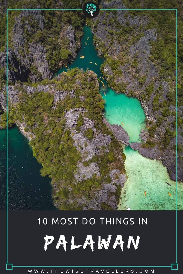 must do things in palawan pinterest