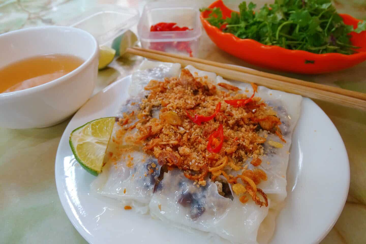 Best Dishes to Eat in Vientame banh cuon