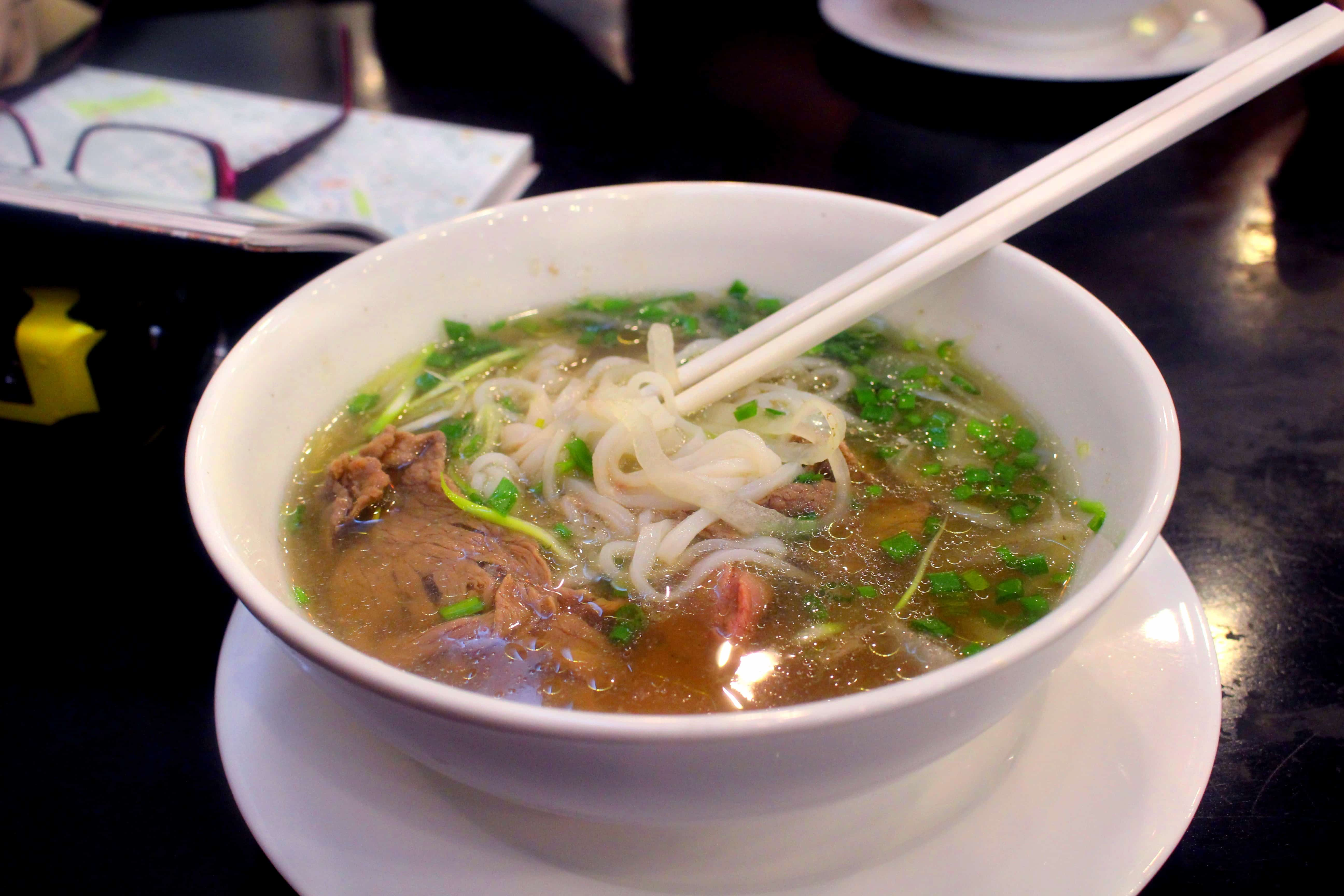 Best Dishes to Eat in Vietnam 1 Pho