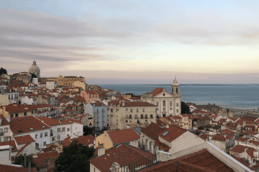 Romantic City Breaks in Europe for Valentines Day_Lisbon 1
