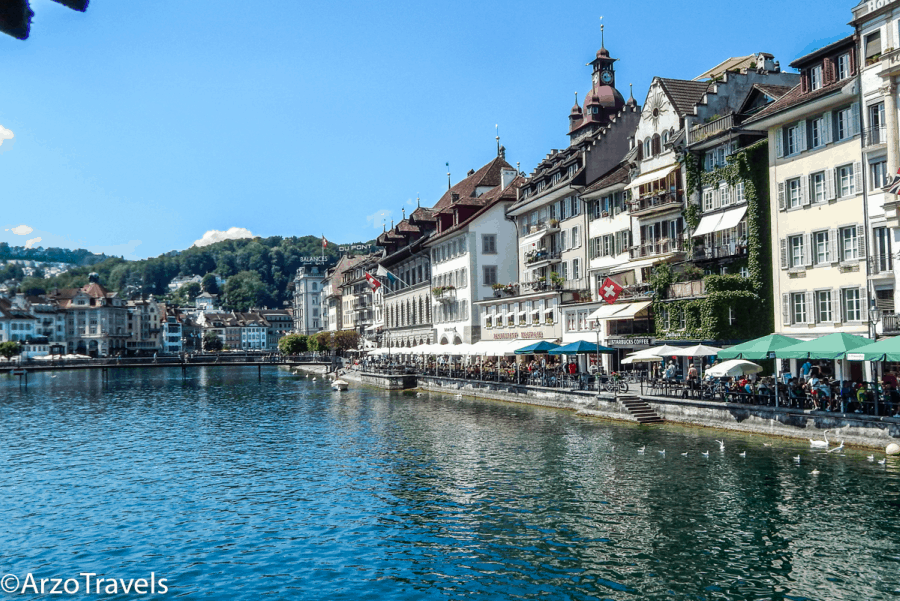 Romantic City Breaks in Europe for Valentines Day_Lucerne 1