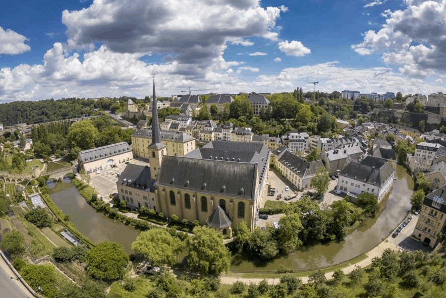 Romantic City Breaks in Europe for Valentines Day_Luxembourg city 1