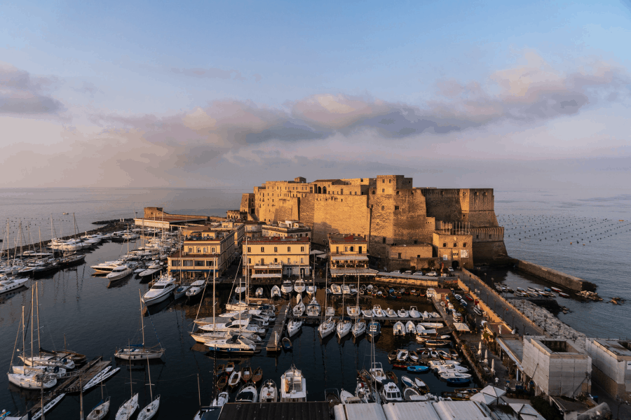 Romantic City Breaks in Europe for Valentines Day_Naples 1