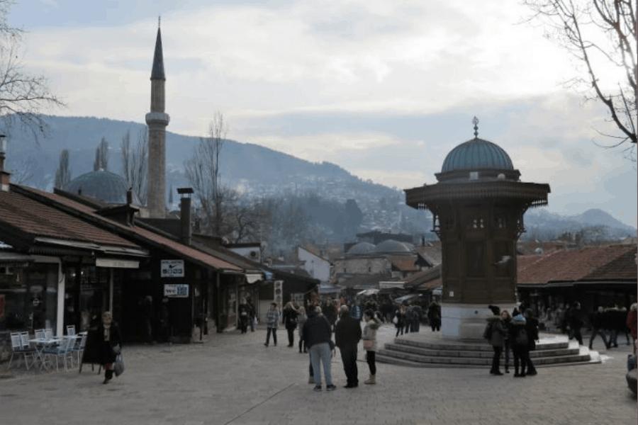 Romantic City Breaks in Europe for Valentines Day_Sarajevo