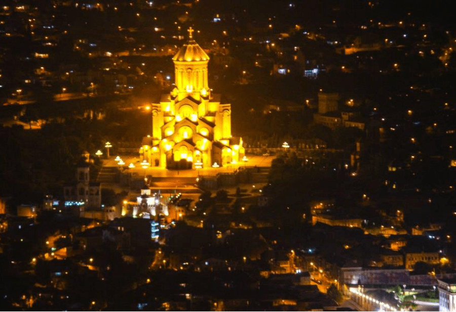 Romantic City Breaks in Europe for Valentines Day_Tbilisi 1