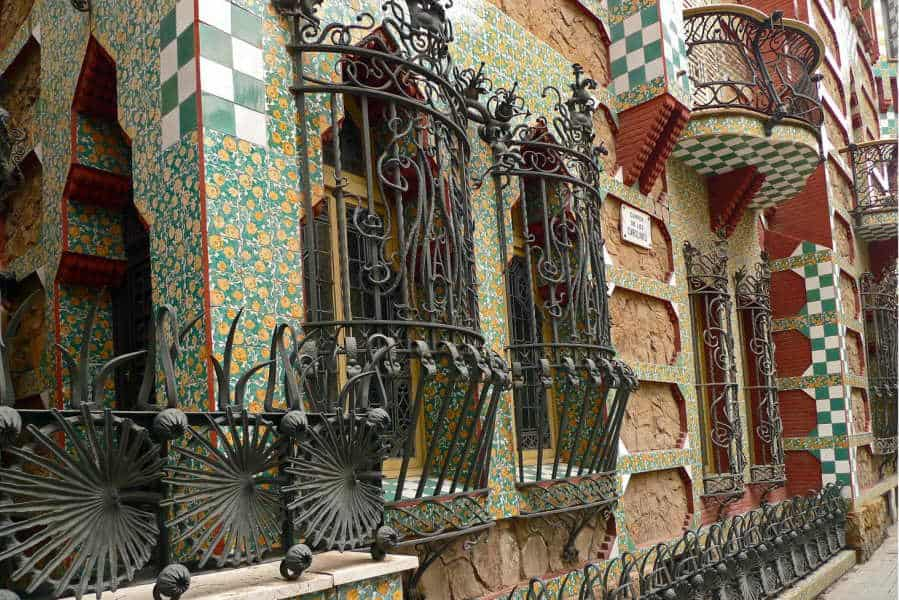 Gaudí-Casa Vicens