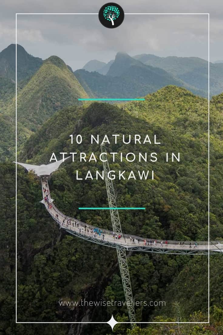10 Natural Attractions in Langkawi