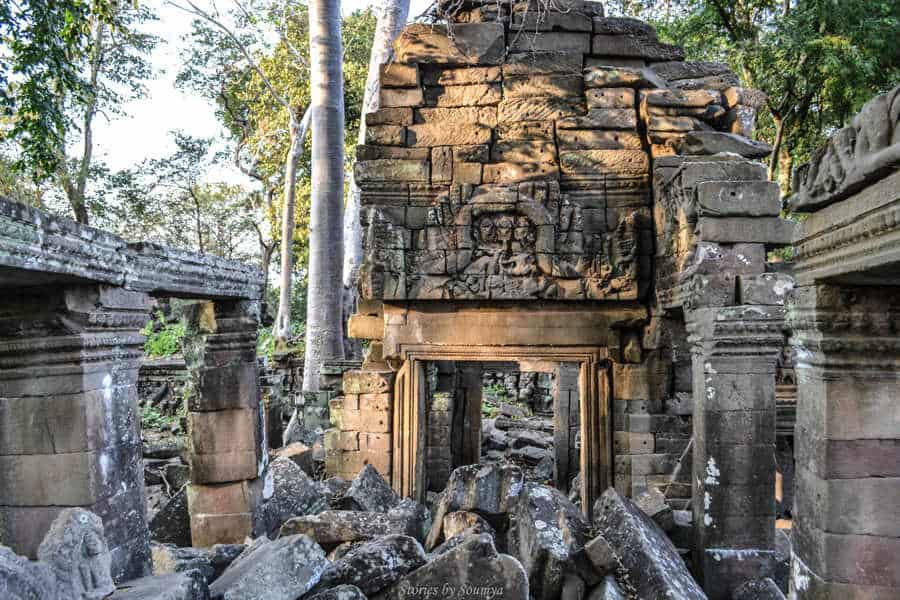 places to visit in Cambodia-Banteay Chhmar