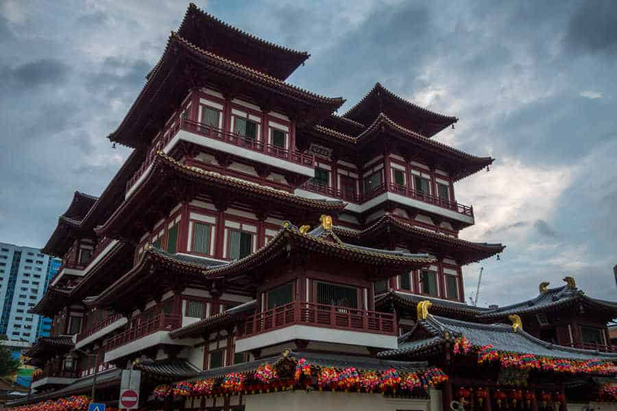 singapore-travel-itinerary temple