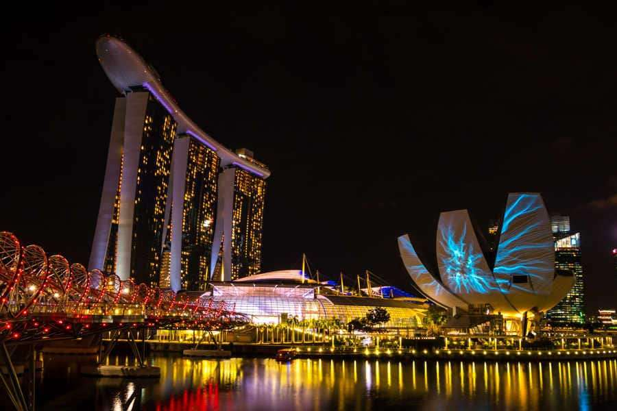 singapore-travel-itinerary singpore city