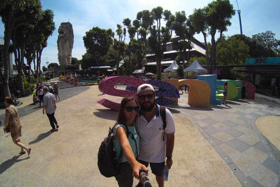 singapore-travel-itinerary sentosa