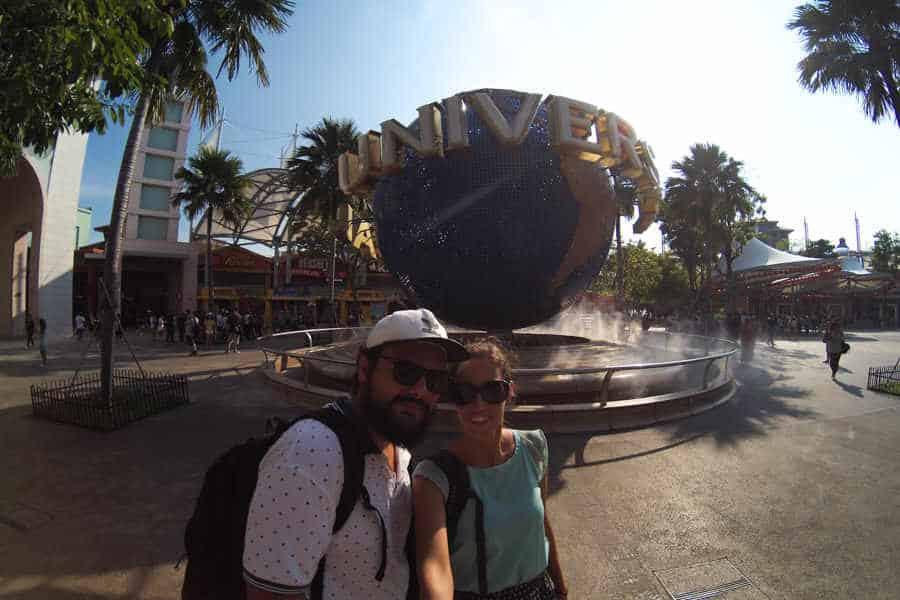 singapore-travel-itinerary universal studios