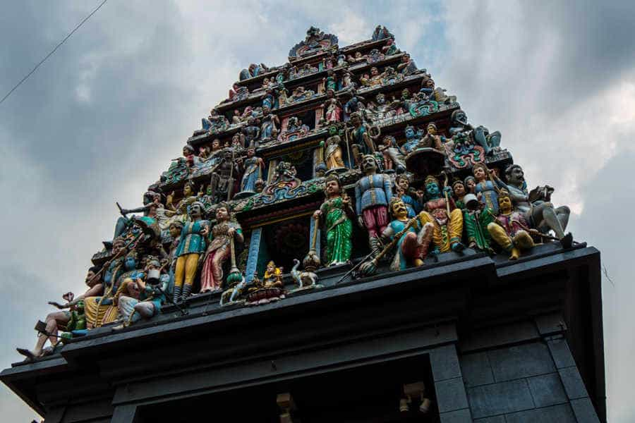 singapore-travel-itinerary little india