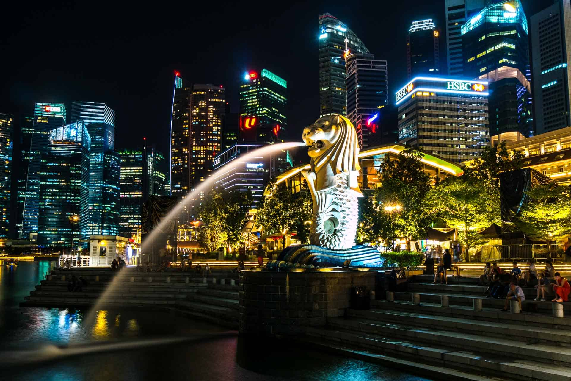 Singapore Travel Itinerary - 4 Days in the Lion City