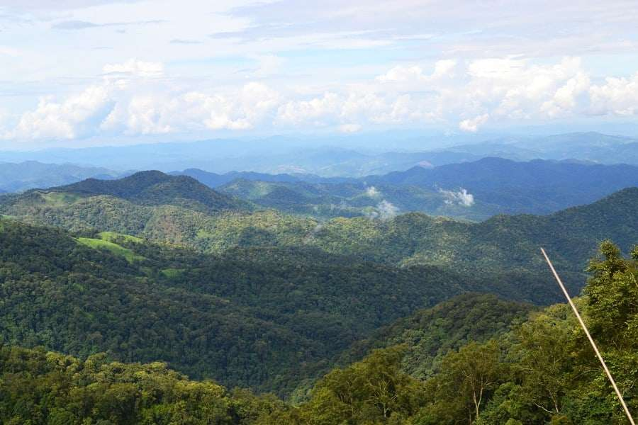 Nam Ha National Biodiversity Conservation Area laos