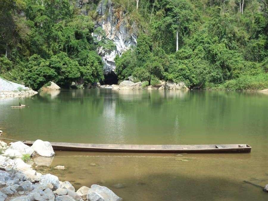 Phou Hin Poun National Protected Area laos konglor cave