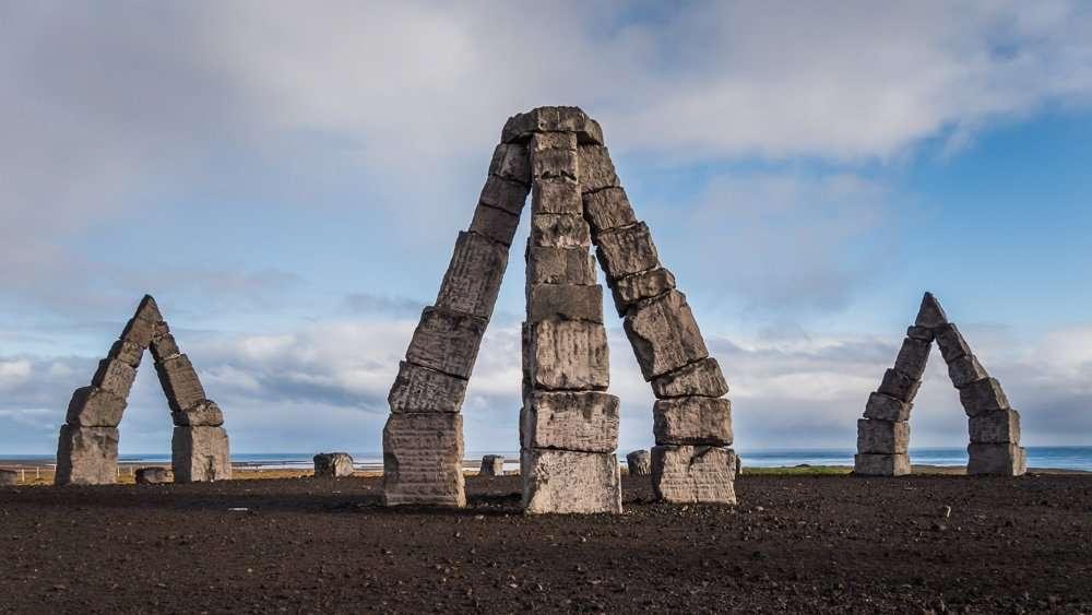 Itinerário na Arctic Coast Way - Islândia 17