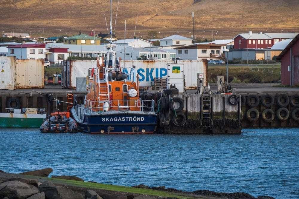 Harbour Skagastrond