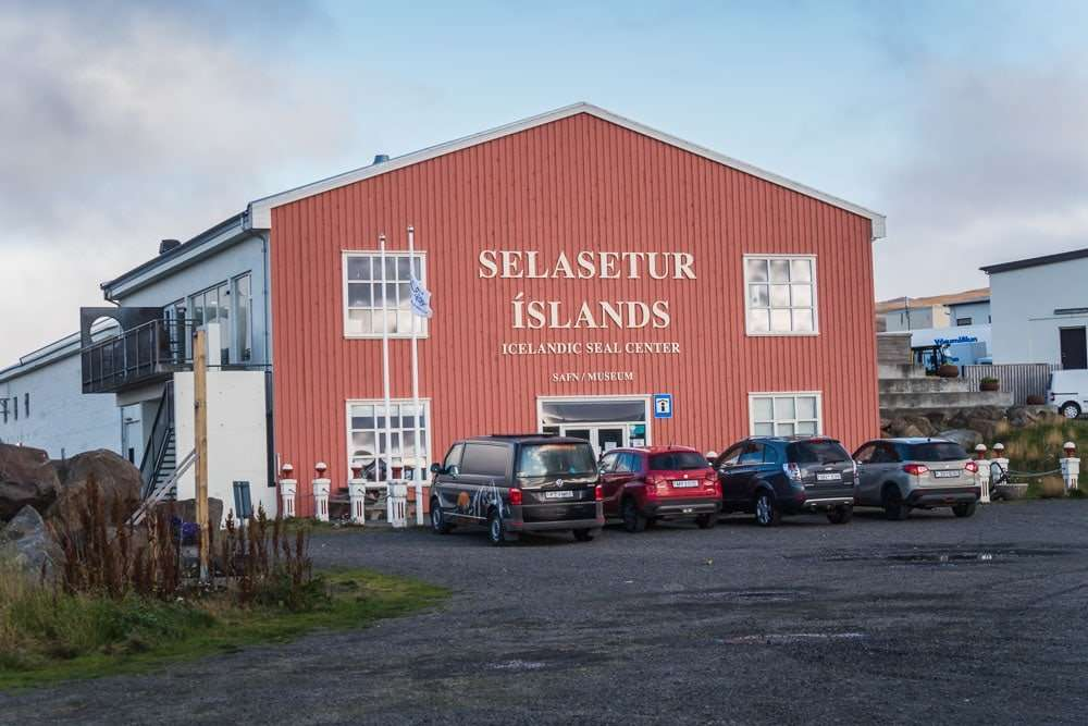 Icelandic Seal Center in Hvammstangi