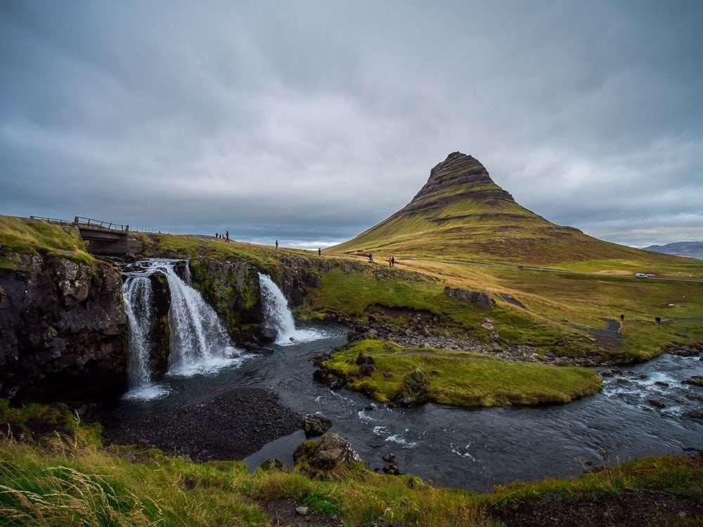 Iceland travel itinerary Kirkjufell