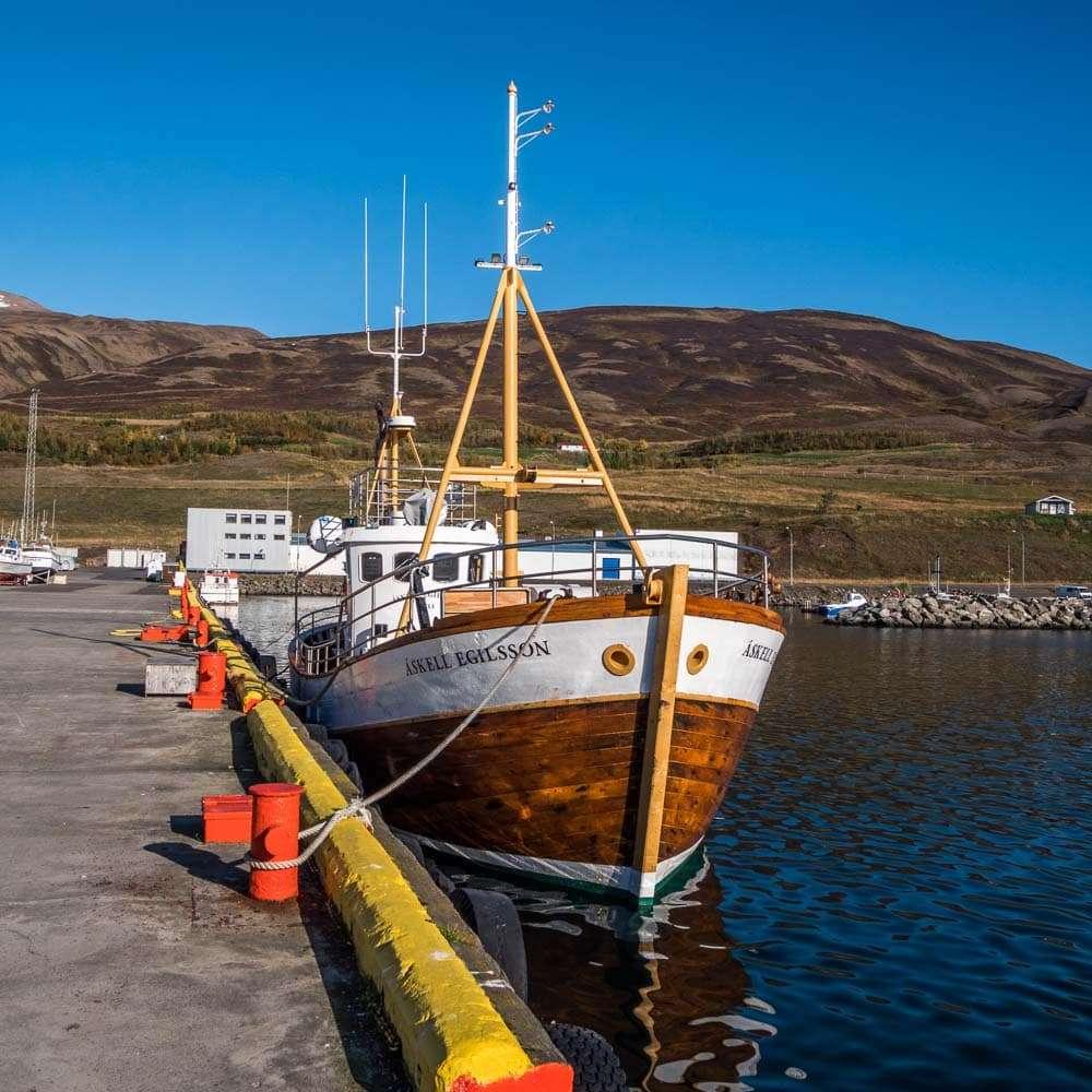 Itinerário na Arctic Coast Way - Islândia 1