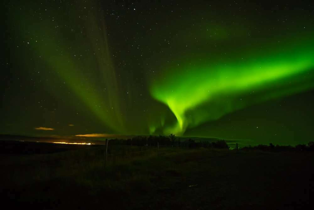 Northern Lights Iceland - Arctic Coast way itinerary