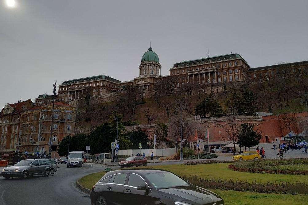 O que visitar em Budapeste - Buda Castle
