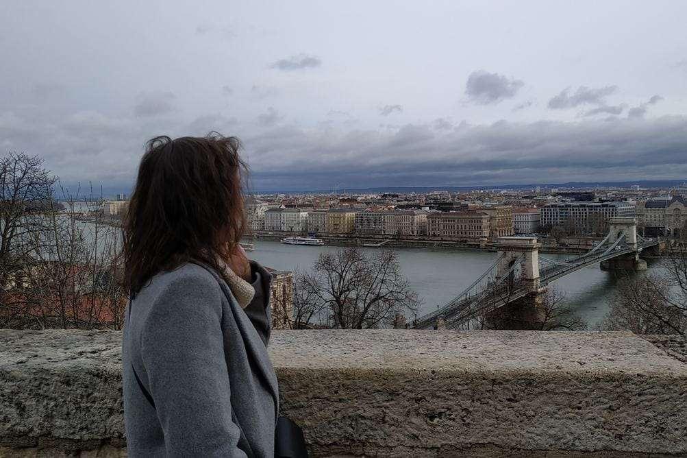 O que visitar em Budapeste - Vista sobre o Danubio