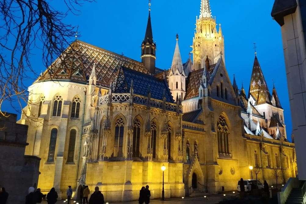 O que visitar rm Budapeste - Matthias Church
