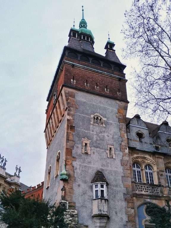 O que visitar rm Budapeste - Vajdahunyad Castle