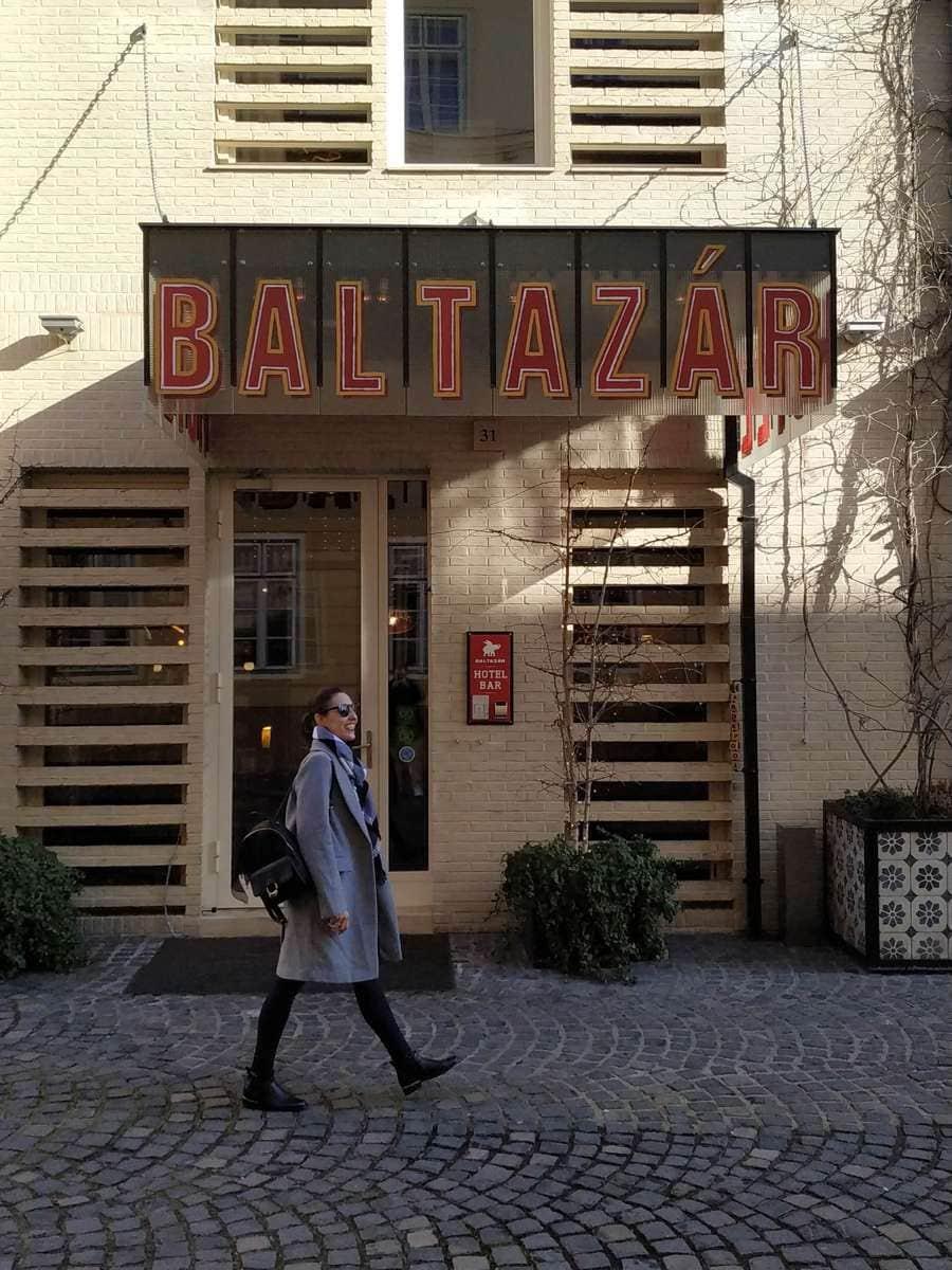 Roteiro de Viagem - Baltazár Budapest