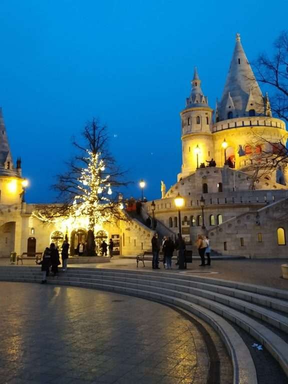 budapeste fisherman bastion