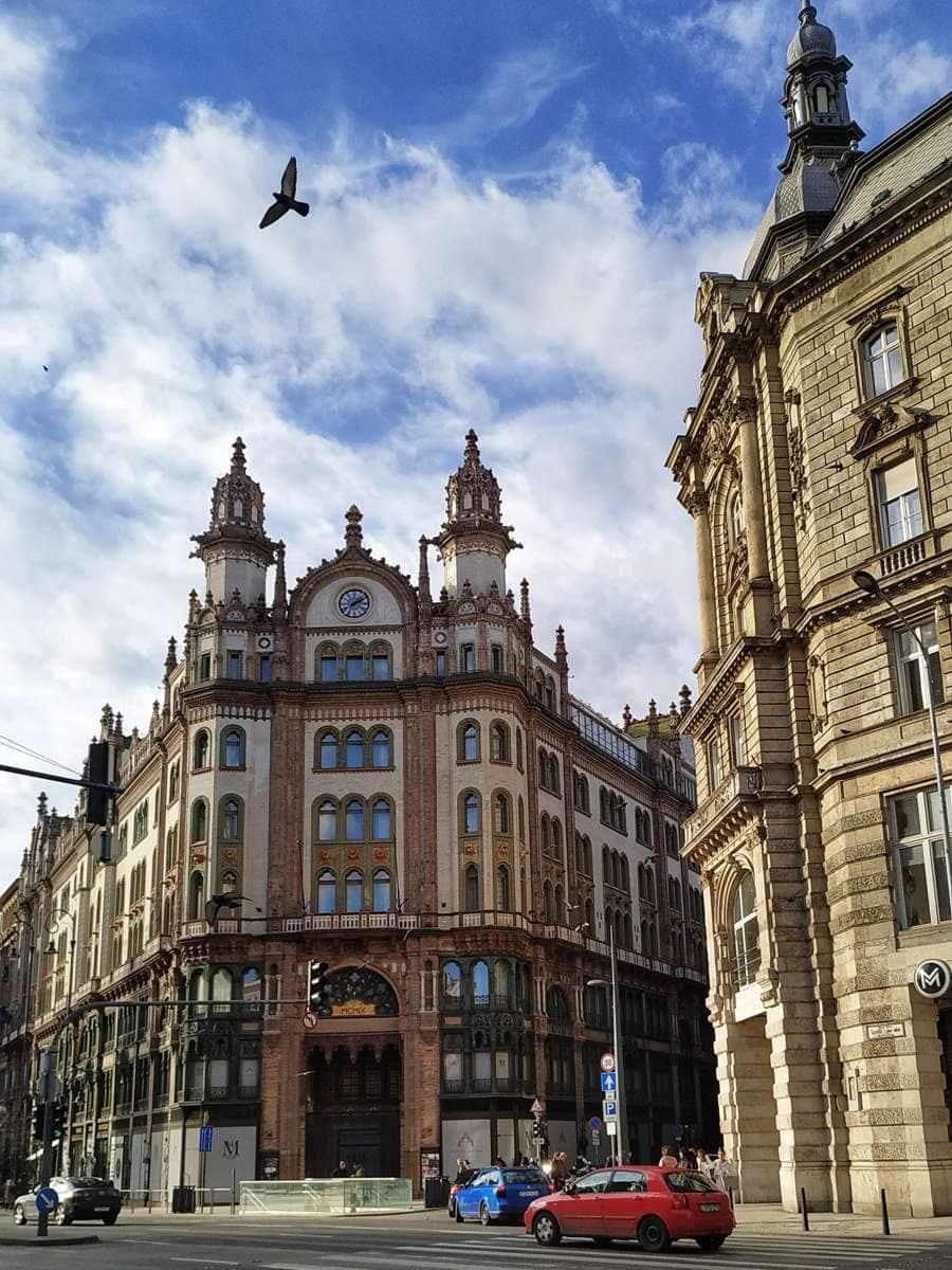 o que visitar em budapeste - ruas da cidade