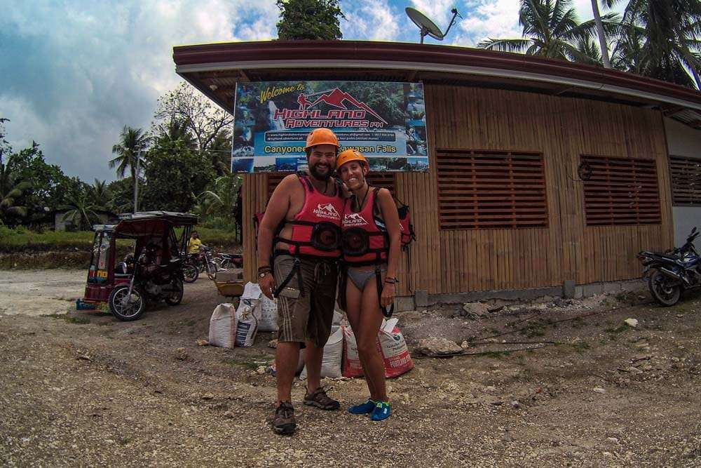 philippines-travel-itinerary-Canyoneering-highland-adventures