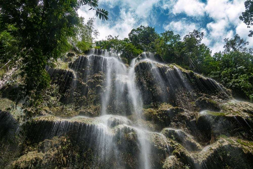philippines-travel-itinerary-tumalog-falls