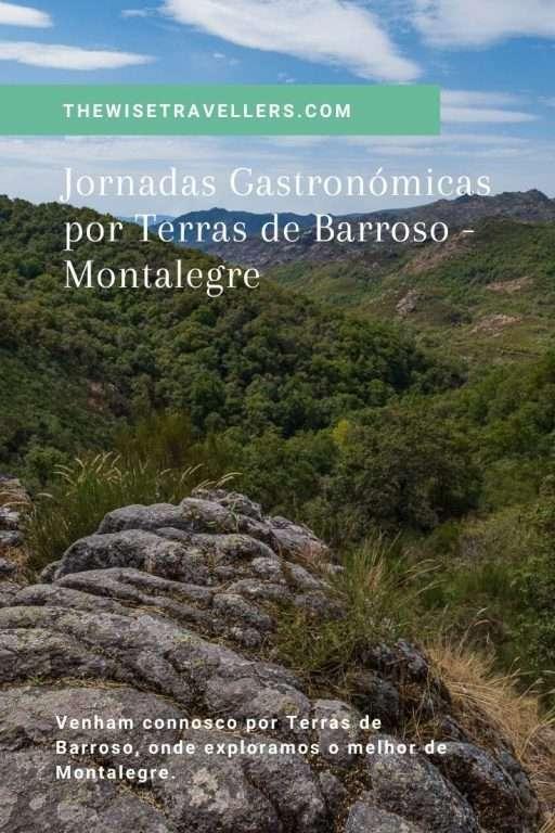 Jornadas Gastronómicas por Terras de Barroso Montalegre pinterest