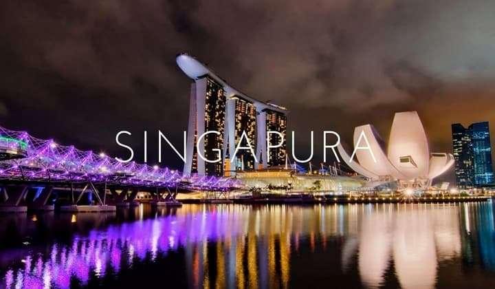 guias de viagem singapura